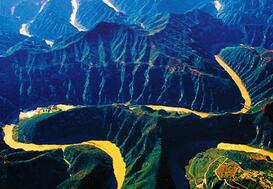 印章上的山西母亲河——沁河