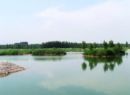 印章上的山西母亲河——滹沱河